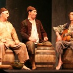 'Christoph Kolumbus oder Die Entdeckung Amerikas' von Walter Hasenclever u. Kurt Tucholsky, Pegasus-Theater 2008