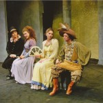 'Das grüne Gespenst' von Tirso de Molina, Pegasus-Theater 2006