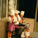 'Der nackte König' von Jewgenij Schwarz, Pegasus-Theater 1994