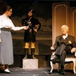 'Das Atoll' von Maxim Farewell, Pegasus-Theater 1997