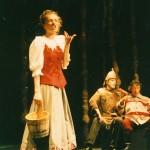 'Don Quixotte' von Yves Jamiaque, Pegasus-Theater 2001